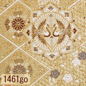 Japanese woven fabric Kinran  1461go