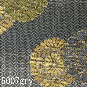 Japanese woven fabric Kinran  5007gry