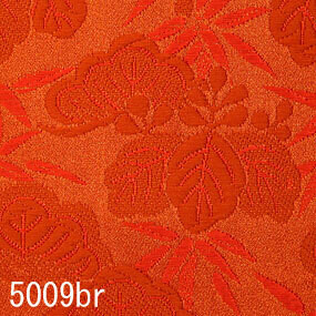 Japanese woven fabric Kinran  5009br
