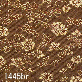 Japanese woven fabric Kinran  1445br