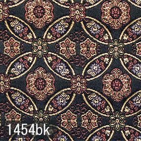 Japanese woven fabric Kinran  1454bk