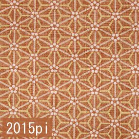 Japanese woven fabric Cotton 2015pi