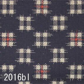 Japanese woven fabric Momen 2016bl