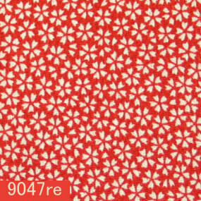 Japanese woven fabric Chirimen  9047re
