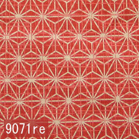 Japanese woven fabric Momen 9071re