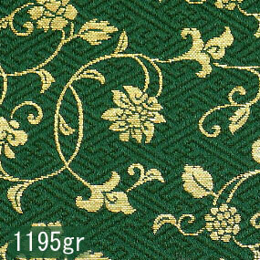 Japanese woven fabric Kinran  1195gr