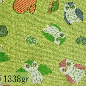 Japanese woven fabric Kinran  1338gr