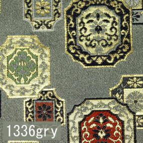 Japanese woven fabric Kinran  1336gry
