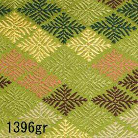 Japanese woven fabric Kinran  1396gr