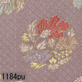 Japanese woven fabric Kinran  1184pu