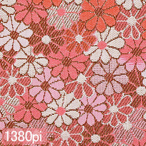 Japanese woven fabric Kinran  1380pi