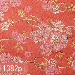 Japanese woven fabric Kinran  1382pi