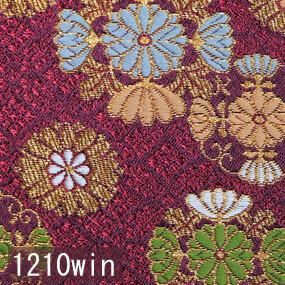 Japanese woven fabric Kinran  1210win