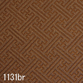 Japanese woven fabric Kinran  1131br