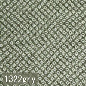 Japanese woven fabric Kinran  1322gry