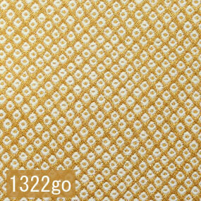 Japanese woven fabric Kinran  1322go