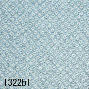 Japanese woven fabric Kinran  1322bl