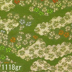 Japanese woven fabric Kinran  1118gr