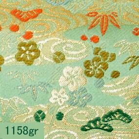 Japanese woven fabric Kinran  1158gr