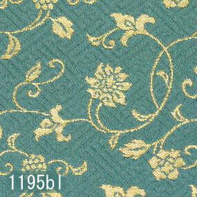 Japanese woven fabric Kinran  1195bl