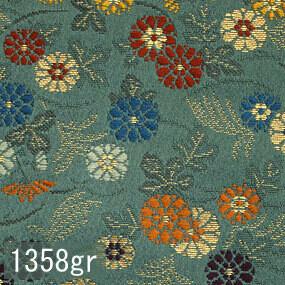 Japanese woven fabric Kinran  1358gr