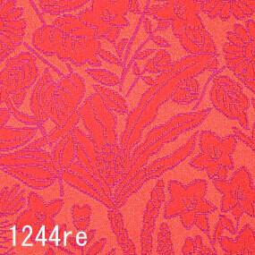 Japanese woven fabric Kinran  1244re