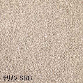 Japanese crepe fabric Oni Chirimen-src