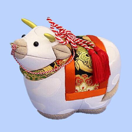 New year animal OXENRAIFUKU #3