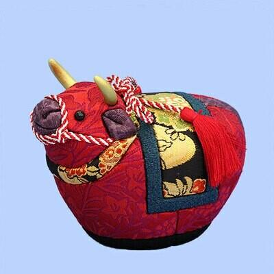 New year animal OXENHATSUHARU#8