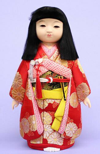 Kimekomi Doll #102-w TOKUDAI-ICHIMATSU
