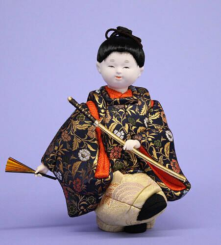 Kimekomi Doll #107 USIWAKAMARU
