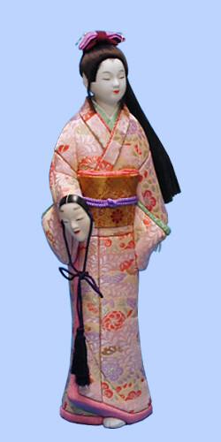 Kimekomi Doll #772 RAKUJO