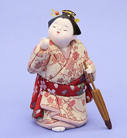 Kimekomi Doll #413 AMA-YADORI