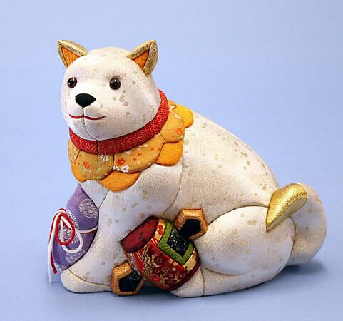 Kimekomi Doll dog KAIUN #kimekomi