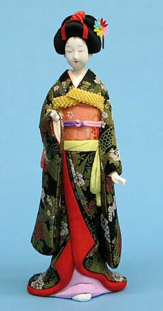 Kimekomi Doll #777 KOTO-NO-HARU