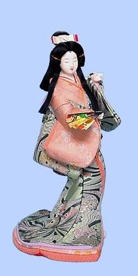 Kimekomi Doll #797 MIYAMAGIKU