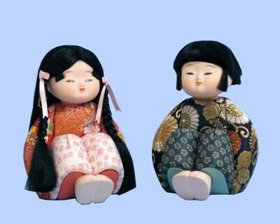 Kimekomi Doll #794 A pair of OMOIDE