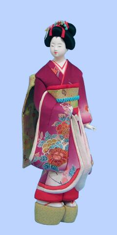 Kimekomi Doll #771 KYO-MAIKO