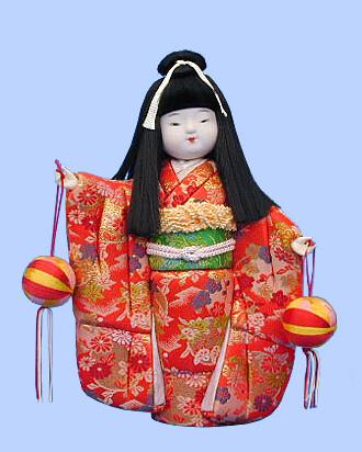Kimekomi Doll #756 TEMARI-UTA