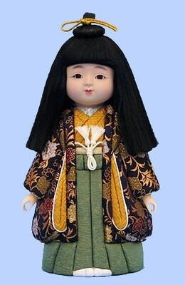 Kimekomi Doll #761  ICHIMA BOY