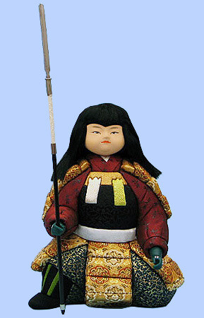 Kimekomi Doll #735 WAKA-SAMURAI