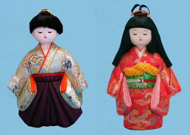 Kimekomi Doll #704-705 ICHIMATSU-BIG