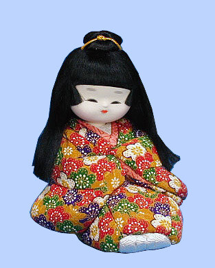 Kimekomi Doll #728 HARU-BIYORI