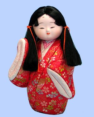Kimekomi Doll #713 OKEBONO