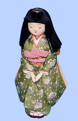 Kimekomi Doll #494 OOKINI