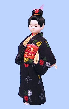Kimekomi Doll #732 MAISUGATA