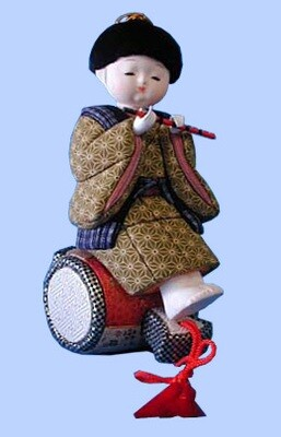 Kimekomi Doll #731 FUEFUKI-DOUJI