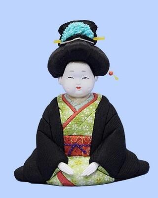 Kimekomi Doll #721 OFUKU-SAN
