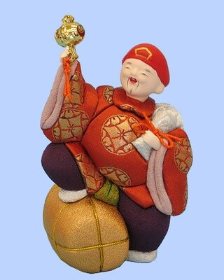 Kimekomi Doll #672 HOJO-DAIKOKU