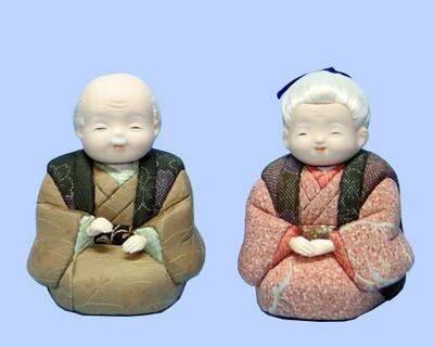 Kimekomi Doll #466 A pair of IKOI